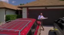 Walter White Throws a Party Pizza on the Roof by Classic TV Clips Channel